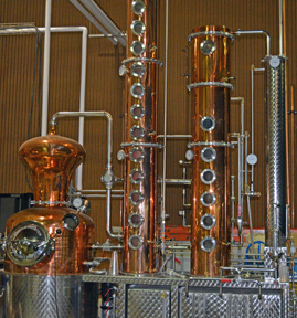 Distillery at Opolo Vineyards