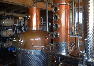 Springfield Manor Distillery